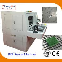 Wholesale Double Station PCB Router Machine With Auto Routing Bit Checker from china suppliers