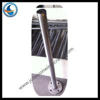 Buy cheap V Wire Wrap Cylinder Screen /316L Stainless Steel Wedge Wire Screen /Sulphuric Acid Filter from wholesalers