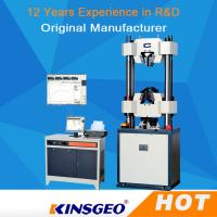 Wholesale Computer Rubber Universal Strength Testing Machine 1000KN With Servo Motor / PC Display from china suppliers