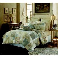 Wholesale Duvet Reactive Printed Quilt Bedding Set , Queen Size Comforter Set from china suppliers