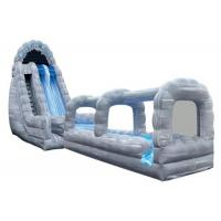 Quality Exciting Huge Backyard Inflatable Water Slides For Adult Rentals for sale