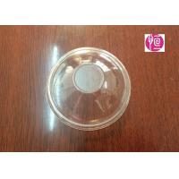 Wholesale 6oz 3.3g BOPS Material Disposable Plastic Lids  Dome Shape SGS Certificated from china suppliers