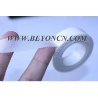 Wholesale Silk Medical Tape Zig - zag side  Easy Tearing and Smooth For Fixing Tubes from china suppliers