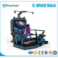 Wholesale Head Mounted Displays Vr Gaming Treadmill , HTC VIVE Vr Walking Machine from china suppliers