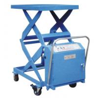Wholesale Hydraulic Custom Lift Vehicle , Cargo Lift Table 5.5 Kw 1.85m Lifting Height from china suppliers
