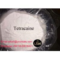 China High Purity Pain Reliever Local Anaesthesia Drugs Tetracaine White Crystalline Powder CAS 94 24 6 Pharmaceutical Grade on sale