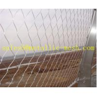 Wholesale Bird trap cages/Stainless steel rope mesh fence SS 304 316 316L from china suppliers