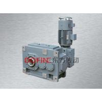 Buy cheap Grey B2SH B2SH3 Helical Gear Units Cast Iron Eletric Gear Motor Flender type from Wholesalers