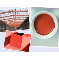 Wholesale Iron Oxide Red Primer Steel Spray Paint Matte For Steel Building from china suppliers