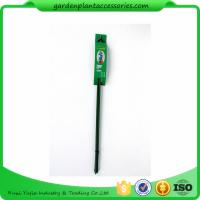 Wholesale Triangle Plastic Coated Steel Plant Support Stakes / Green Garden Stakes *D7 X 600mm 33*10*77 from china suppliers