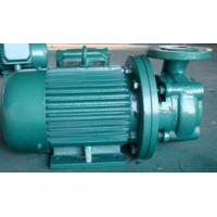 China CWF Sewage centrifugal pump with cutting blades not clogging effluent pump for sale