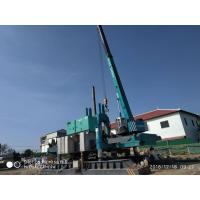 Wholesale ZYC80 Hydraulic Static Pile Driver For Narrow Project PHC Round Or Square Pile from china suppliers