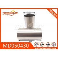 Buy cheap Cylinder Liner   MD050430 For Mitsubishi 4D55, 4D55T, 4D56T, 4D56T CRDI S/F  HYU, KIA D4BA, D4BB, from wholesalers