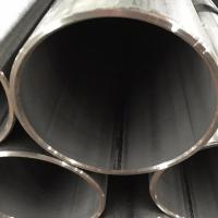 Wholesale Round Cold Drawn Welded Steel Pipe , Seam Welded Pipe High Performance from china suppliers