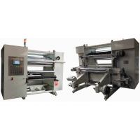 Wholesale Kraft Paper Slitting And Rewinding Machine With  Big Touch Screen from china suppliers