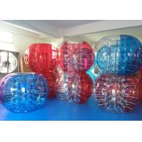 China OEM Commercial  Inflatable Bubble Soccer Ball Suit For Backyard Parties on sale