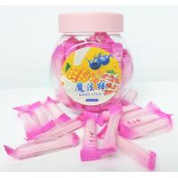 Wholesale Pink Magic Stick Healthy Hard Candy , 4g Strawberry Hard Candy from china suppliers