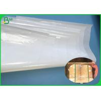 China 70*100cm 50gsm - 300gsm FDA FSC Food Grade PE Coated Paper For Packing Food for sale
