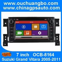 Wholesale Ouchuangbo Suzuki Grand Vitara In Dash Touch Screen Car Multimedia radio bluetooth OCB-8164 from china suppliers