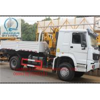 Wholesale Lifting 3200KG Hydraulic Truck Mounted Cranes / Service Truck Crane from china suppliers