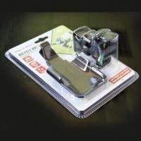 China GPS Mobile Car Dashboard Mount Holder for iPhone 4, 4S, Made of ABS/PVC Material on sale