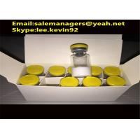 Wholesale Human Growth Hormone Peptides GHRP-2 CAS158861-67-7 / Fat Loss Steroids from china suppliers