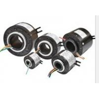 Wholesale carbon brush holder through hole slip ring electrical swivel through bore slip ring from china suppliers