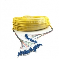 Wholesale CPRI Tactical Fiber Optic Cable 144cores With SC/APC Connector from china suppliers