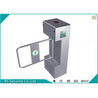 Wholesale Portable RFID Secured Retractable Barrier Gate Automatic Swing Turnstiles from china suppliers