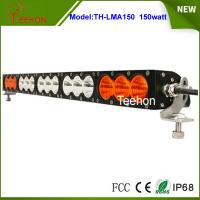 Buy cheap 27.2 inch 150W CREE LED light bar single row in optional spot/flood/combo beam type from wholesalers