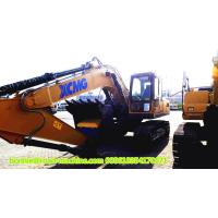 Wholesale XCMG XE200D 20 Ton Hydraulic Crawler Excavator With CUMMINS QSB7 Engine Yellow Color from china suppliers
