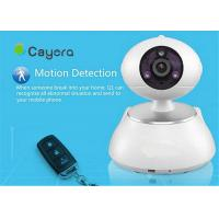 Wholesale SD Card Storage Wireless IP Security  Camera Email Alarm Remote Pan / Tilt  Control from china suppliers