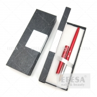Wholesale Black Custom Logo Private Label For Gel Art Acrylic Nail Brush Tool Packaging Box from china suppliers