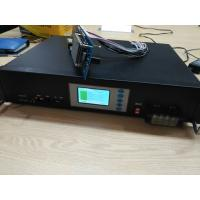 Buy cheap 96V10Ah Telecom Station Lifepo4 Lithium Battery with 2U Steel Rack Display RS485 Communication from wholesalers