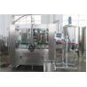 Monoblock Beverage Drink Can Filling Machine Electric Nitrogen Injection for sale
