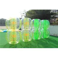 Wholesale Custom Outdoor Inflatable Toys  , PVC TPU Inflatable Sport Play Body Bumper Ball from china suppliers