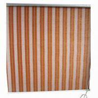 Wholesale Paper Roller Blind, Available in Various Colors, Varnished and Water-resistant from china suppliers