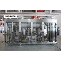 Wholesale Full Automatic Carbonated Filling Machine For High Speed Continuous Production Line from china suppliers
