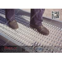 Wholesale Metal Safety Grating With Serrated Surface, Shark Mesh Grating from china suppliers