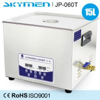Wholesale 15L Professional Quick Removing Dust Digital Ultrasonic Cleaner For Cell Phone from china suppliers