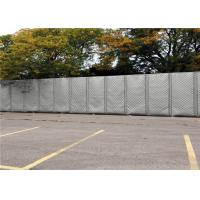 """Wholesale Mobile Noise Barriers 40dB noise reduction 48' x 144"""" for construction fence panels customized the size from china suppliers"""