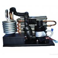Wholesale Innovative Small Air Cooler DC Condensing Unit for Portable Refrigeration Devices from china suppliers