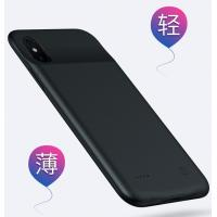 China 2 In 1 Power Bank Phone Case 4000mah / Slim Thin Back Battery External Power Bank Cover For Iphone Xr Xs Max X on sale
