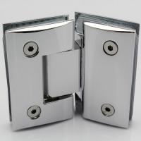 Wholesale 135 degree zinc alloy shower hinge from china suppliers