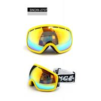 Wholesale Womens Snowboarding Goggles with PC lens TPU frame from china suppliers