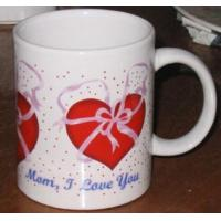 Wholesale Mothers day ceramic mug for promtion for sale / mother