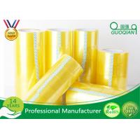 Wholesale General Propose Clear Acrylic  Adhesive Bopp Tape 40mic Thickness 48mm Width 90Yard from china suppliers