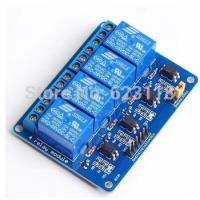 Wholesale 5V 4-Channel Relay Module Shield for Arduino ARM PIC AVR DSP Electronic 5V 4 C for Arduino from china suppliers