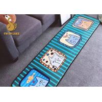 Wholesale Attractive Custom 3D Printed Carpet Underlay Felt / Polyester Floor Mat from china suppliers