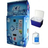 Wholesale Stand Alone Ice Machine Vending With Sealing Bag 2.2 cm X 2.2 cm X 2.2 cm Ice Cube from china suppliers